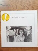 Howard Jones – Human's Lib WEA – 240335-1 Vinyl, LP, Album, Black Labels