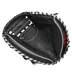 Wilson RHT WTA10RB19CM33 33 Inch Catchers Mitt Baseball Glove A1000