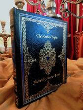 THE ARABIAN NIGHTS Easton Press ILLUSTRATED BY MAXWELL PARRISH RARE FINE