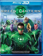 Green Lantern (JUST 3D Blu-ray, 2011)