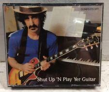 Frank Zappa Shut Up 'N Play Yer Guitar CD Set