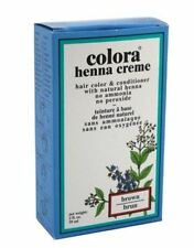 Colora Henna Creme Hair Color Brown, 2 oz (Pack of 2)