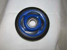 Polaris Suspension XC SP SKS RMK XCR  Medium Blue Idler Bogie Wheel Used 1594082