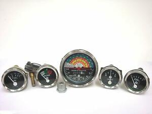 IH Farmall Tractor 460, 560 Gas/Diesel Tachometer+Temp+Oil Pressure+Ampere+ Fuel