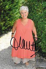 Autographe sur photo de: Mimie Mathy ( 19 x 12,5 )