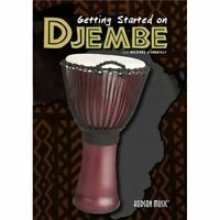 Wimberly Michael-Getting Started On The Djembe [DVD][Region 2]