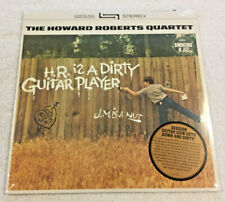 """HOWARD ROBERTS:"""" H.R. Is A Dirty Guitar Player"""": NEW 180g LP REISSUE: SUNDAZED"""