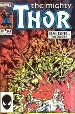 Thor #344 FN/VF 7.0 1984 Stock Image 1st app. Malekith