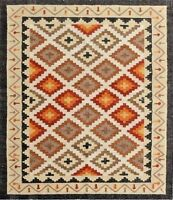 Moroccan Rug Carpet Kilim Kelim Berber Handmade Woven Atlas Wool Authentic New