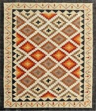 Moroccan Rug Carpet Kilim Kelim Berber Handmade Woven Atlas Wool Authentic New