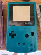 Nintendo - Coque Game Boy color GBC - turquoise - NEUF