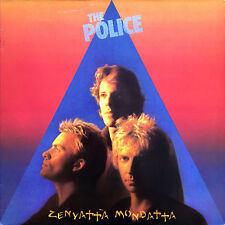 The Police ‎LP Zenyatta Mondatta - Holland (VG+/EX+)