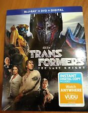 TRANSFORMERS The Last Night BR+DVD+Digital Code