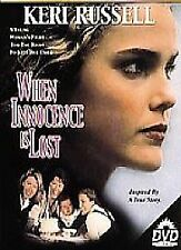 When Innocence Is Lost [DVD] [1997] - DVD  72VG The Cheap Fast Free Post