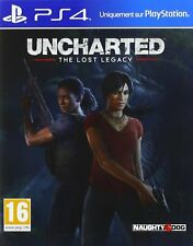 UNCHARTED THE LOST LEGACY  JEU PS4 NEUF