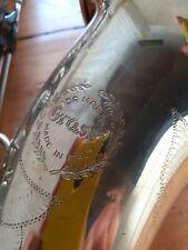 Tenor saxofón de ida Maria Grassi, Vintage