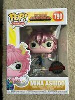 METALLIC MINA ASHIDO My Hero Academia Funko Pop Vinyl New in Box