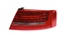 LED Outer Wing Tail Light Rear Lamp Right Fits Audi A5 Coupe Convertible 08-12