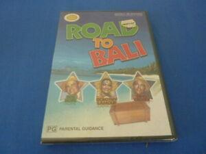 Road to Bali DVD Bob Hope Dorothy Lamour Bing Crosby - Region All - New & Sealed