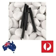 2 x Solid 6.5mm x 75mm Ferrocerium rods Fire Starter Flints, survival, camping