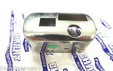 VESPA interruttore della luce coperchio cromo v50, S, L, R, RALLY, SPRINT VNB, con tracce di magazzino