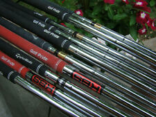 CLUBMAKERS PACKAGE 12 PGA TOUR ISSUE PULLOUT IRON SHAFTS TRUE TEMPER KBS TOUR