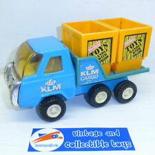 Buddy L Corp. | Vintage KLM Cargo Truck with Boxes Steel Japan