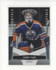 2010-11 Certified #163 Grant Fuhr Oilers /500
