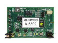 Nikon 4S008-093 Processor Board PCB STGX41SUB NSR-S205C Working Spare