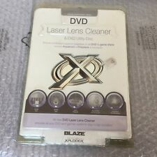 VINTAGE# BLAZE DVD LASER LENS CLEANER CLEANING KIT CD XBOX PS2