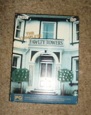 The Complete Fawlty Towers Series DVD (3 discs) Set Collection - VGC+