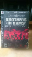Brothers in arms hell's highway limited edition PS3 Brand New Sealed