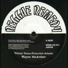 "12"" WAYNE MC ARTHUR - VICTORY DANCE / UNIFICATION / REGGAE REMEDY / REGGAE/DUB"