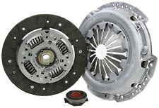 3Pc Clutch Kit For Fiat 500 Hatchback 500 C Convertible 312 1.2 1.3 2003 Onwards