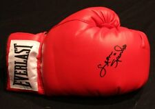 LEON SPINKS HEAVY WEIGHT CHAMP AUTOGRAPHED SIGNED EVERLAST BOXING GLOVE