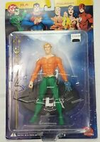 DC Direct JLA Series 1 Aquaman Action Figure from Justice League Comic books New