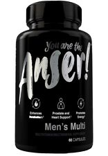 Anser Once Daily Men's Multivitamin by Tia Mowry with Full B-Complex Vitamins