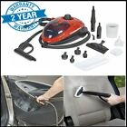 Car Portable Detailing Steam Cleaner Vehicle Auto Dirt Removal Cleaning Machine photo
