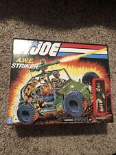 New listing Hasbro G.I. Joe Walmart Retro A.W.E. Striker & Crankcase Driver Misb New Cobra