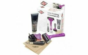Essdee Essential Block Printing Lino Cutting & Printing Starter Kit Set