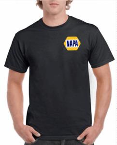 Napa T-Shirt TEE Auto Parts Car Repair Mechanic Racing Gildan Cotton SIZE S-3XL