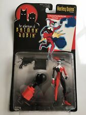 Batman Animated Series Harley Quinn Action Figure First Ever Figure