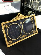 Authentic Faberge Picture Frame Large
