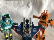 1980s Transformers Lot Grapple Thundercracker Kup Autobot Vintage G1 Takara