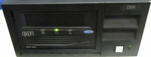 NEW IBM 3503-B1X DLT External Tape  FRU 24P2442 BLACK