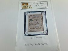 Country Cottage Needleworks Snowflake Serenade Cross Stitch Pattern Home Christ