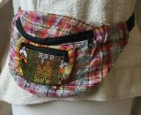 Festival Fanny Pack Bum Bag Crossbody Hippie Purse Burning Man Clothing Boho