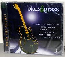 CHESKY CD JD-279: 52nd Street Blues Project - Blues & Grass - USA 2004 SEALED