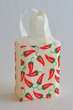 "Southwest Chilli Pepper Gift Bags 5 3/4 x 3 1�4 x 8 3�8"" 20ct"