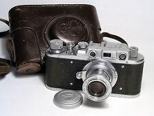 ZORKI  Russian camera. EX+!